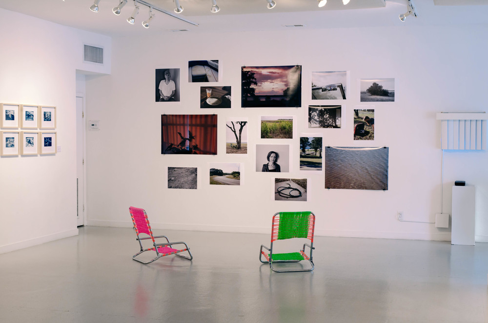 Installation at Houston Center for Photography Oct-Nov 2015