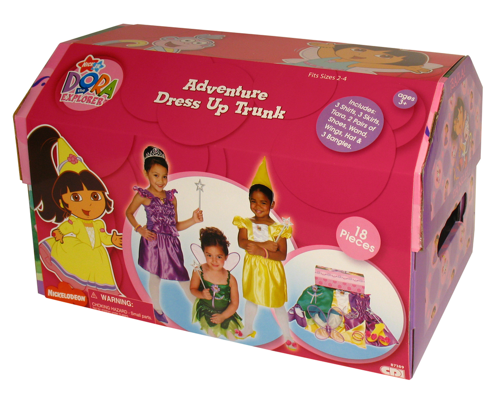 Dora the Explorer™ Dress Up Trunk