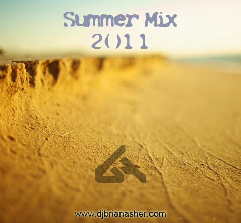 DJ Brian Asher - Summer Mix 2011 Cover.jpg