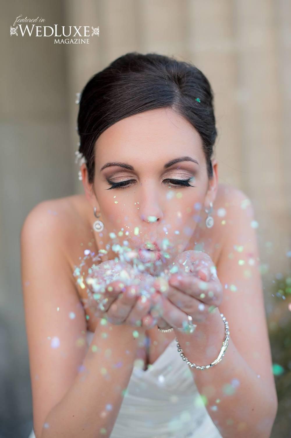Photo by Luxury Elite Member Krista Fox. AS SEEN IN WEDLUXE