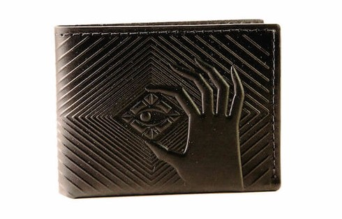 Deep Diver Wallet in Black - In Store Now