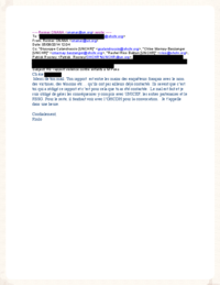 03 - Email from Renner Onana, MINUSCA to Human Rights Officer, OHCHR - August 8, 2014