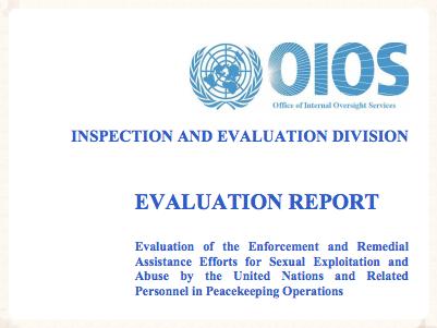 OIOS Report