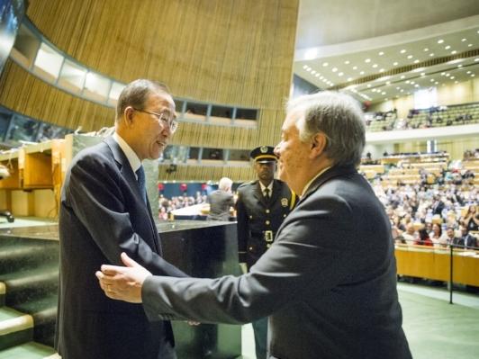 Secretary-General -