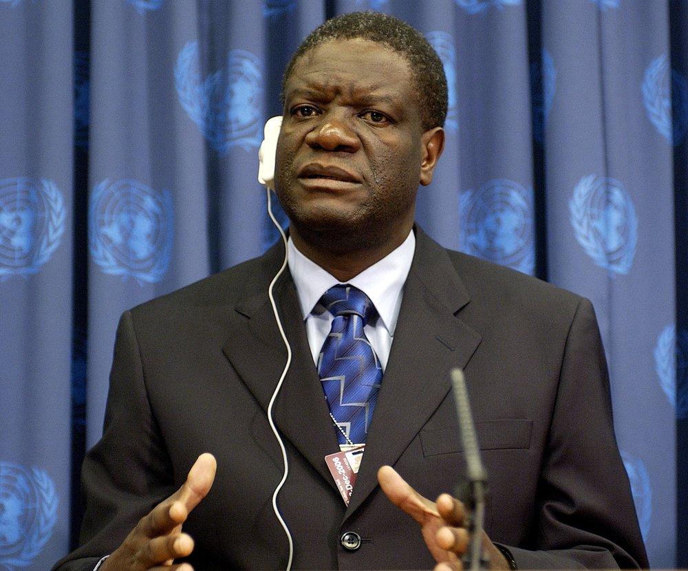Dr. Denis Mukwege ( UN Photo/Devra Berkowitz )