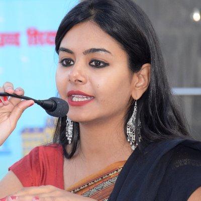 Prashanti Tiwari ( Photo: Twitter )