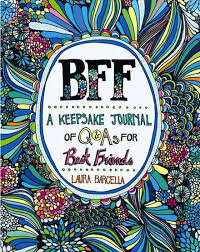 "Book Cover: ""BFF"" by Laura Barcella (Sterling Publications)"