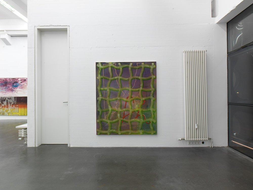 Ex Materia   group exhibition with Behrang Karimi, Gabriel Lima, Joshua Sex, Philip Seibel, Lukas Schmenger, Max Ruf, Tim Zercie at  Bethorld Pott , Cologne, DE, 2015