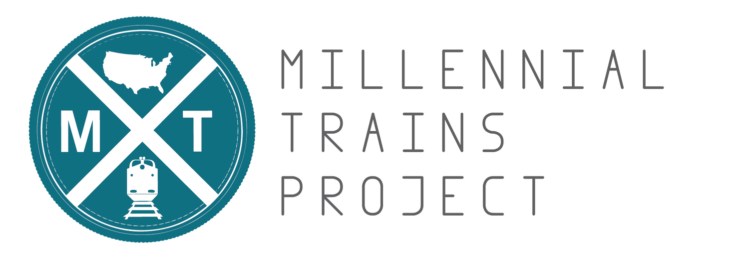 The Millennial Trains Project