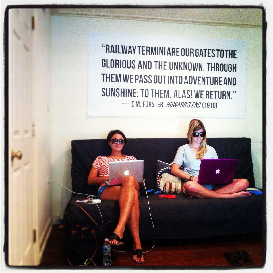 8/2/12  | MTP interns // future so bright, shades required.