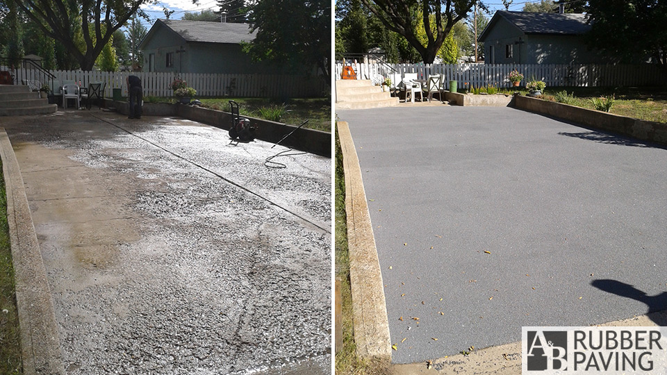 Driveway - Grey - Before/After