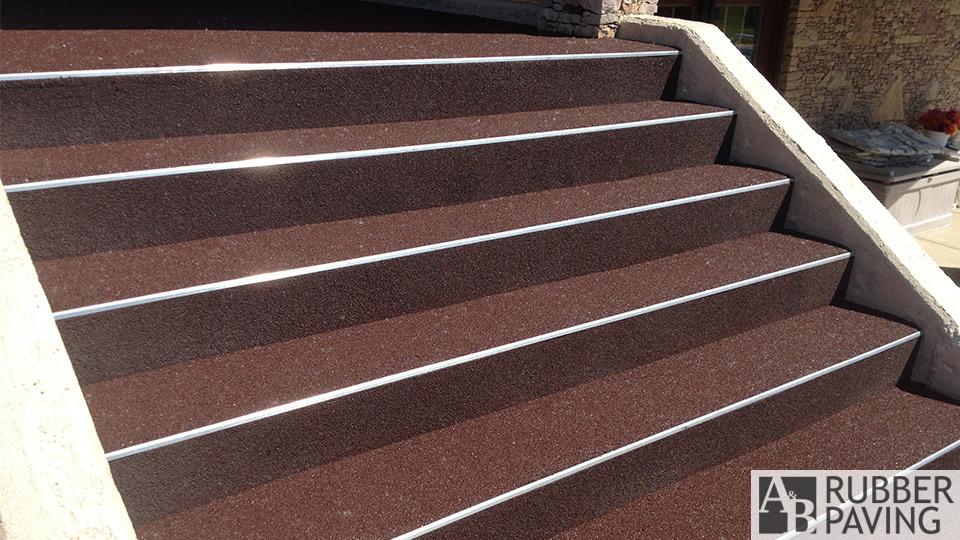 Steps - Brown