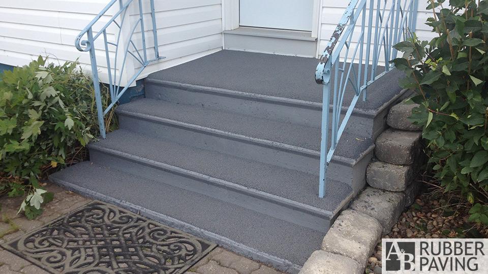Steps - Grey