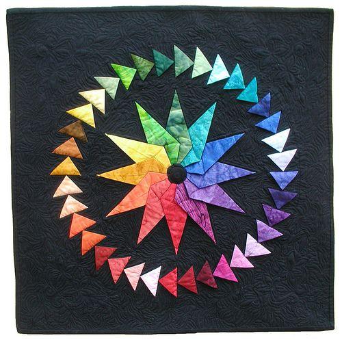 Color Wheel Magic (Mary Anne Ciccotelli)