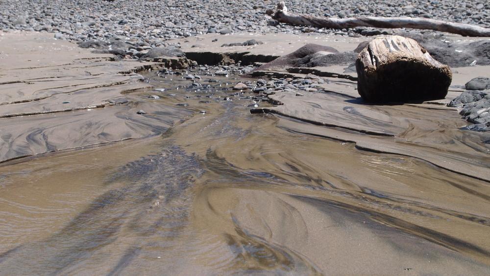 Rock Hounding Trip - Oregon Coastline July 2014