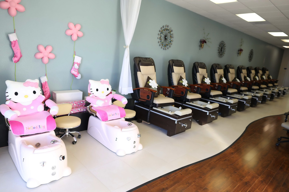 Princess Treatments — Perfect 10 Nail Spa