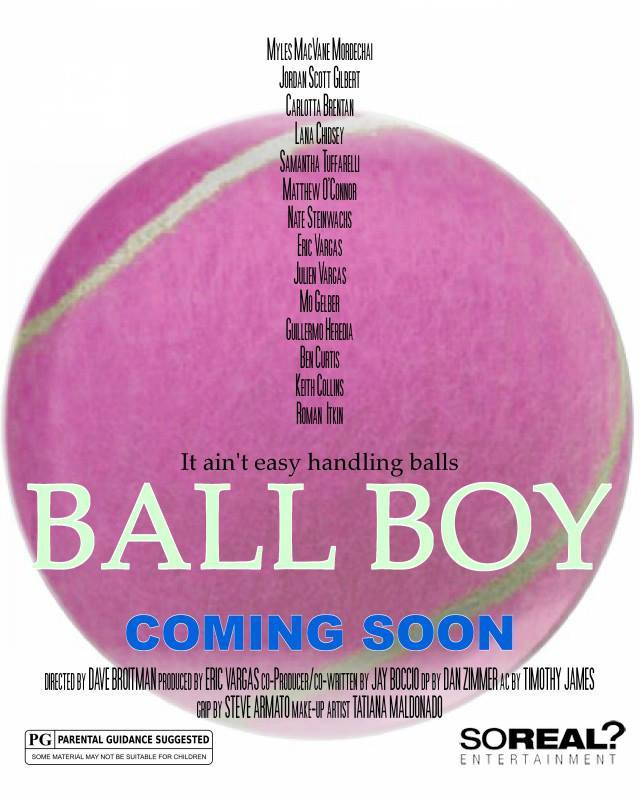 Ballboy Movie Poster