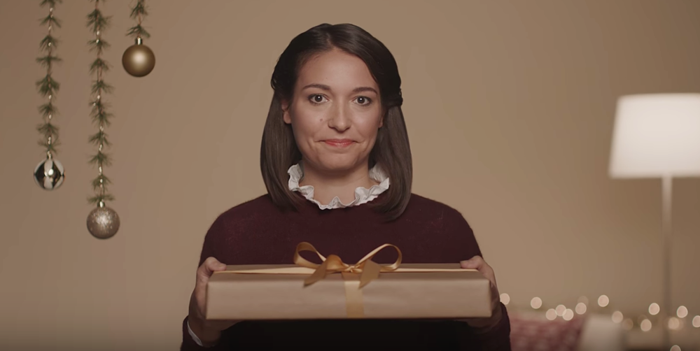 eBay Italy Holiday Campaign
