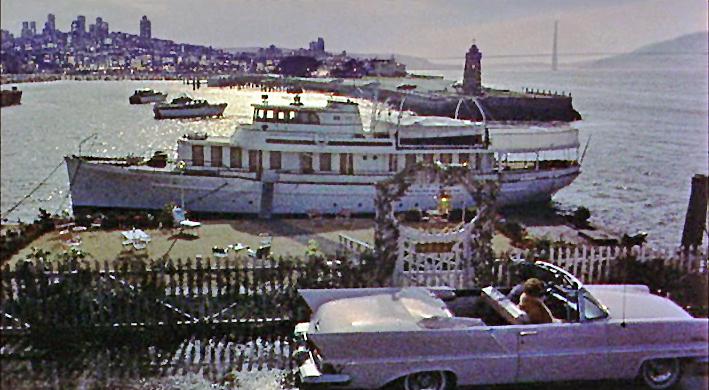 Pal Joey -  Vera's Yacht Vera