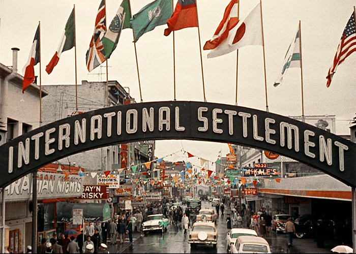 Pal Joey -  International Settlement