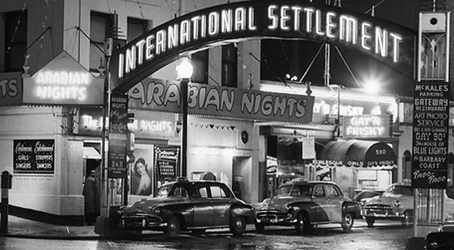 Pal Joey -  International Settlement