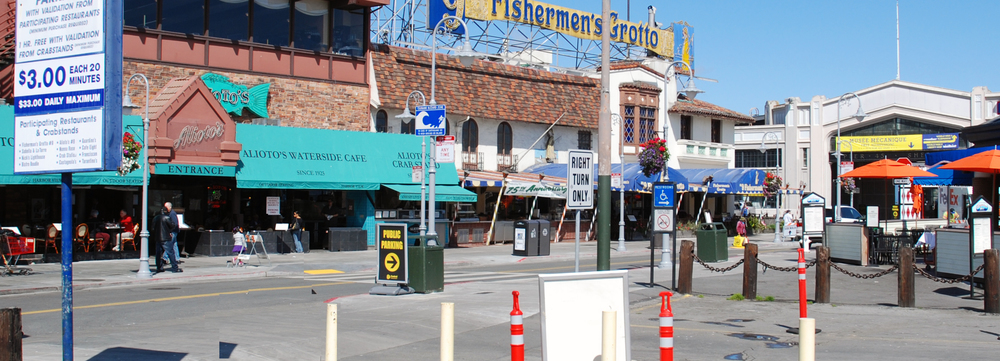Experiment In Terror -  Rendezvous at Fisherman's Wharf