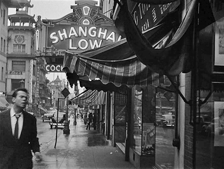 The Lady From Shanghai -  On The Lam - Chop Suey and Shanghai Low