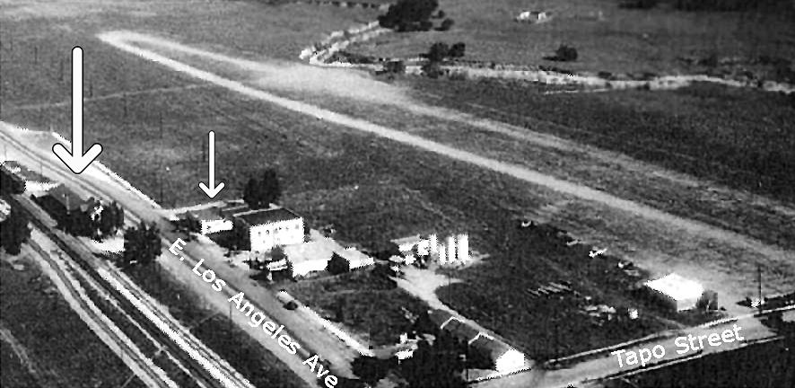 Impact -  Railroad Depot