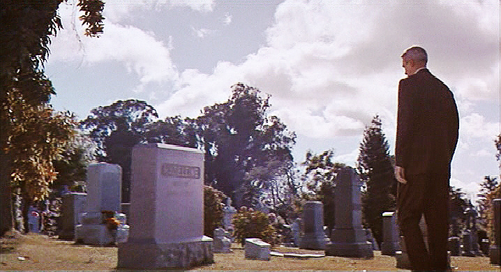 Vertigo -  Madeleine's Inquest and Grave Site