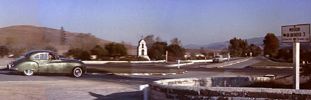 Vertigo -  Mission San Juan Bautista