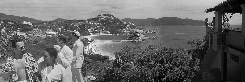 The Lady From Shanghai -  Acapulco - Beaches
