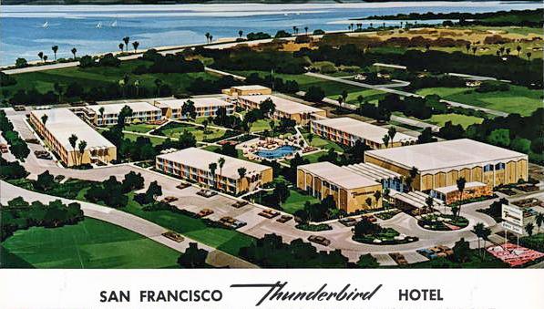 Bullitt -  Murder At The Thunderbolt Hotel