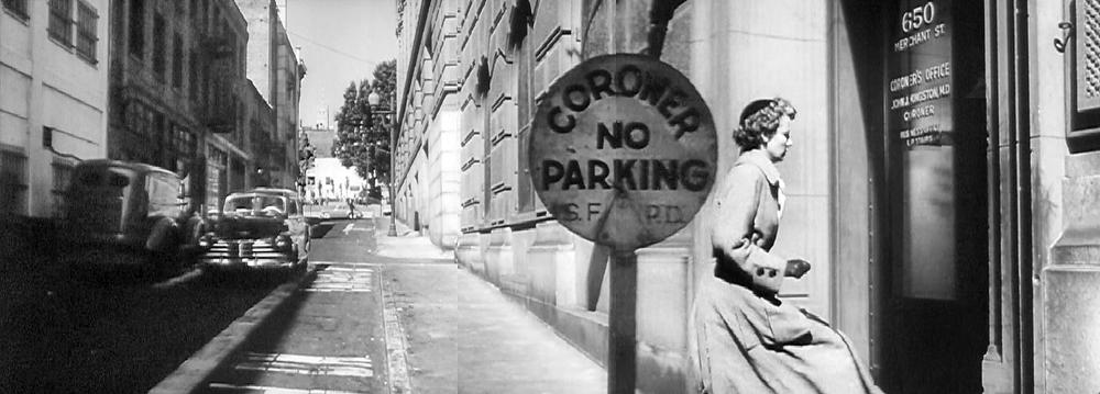 Woman On The Run -  Coroner's Office