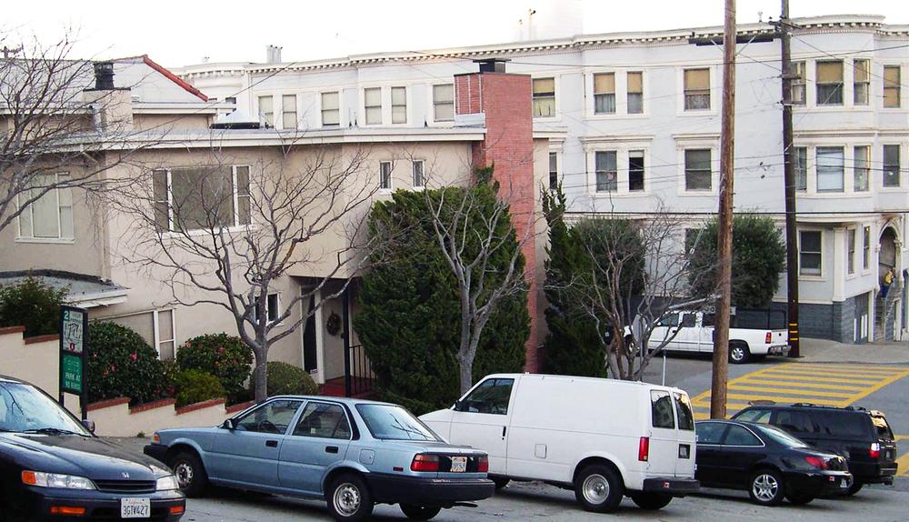 Vertigo -  Scottie's House