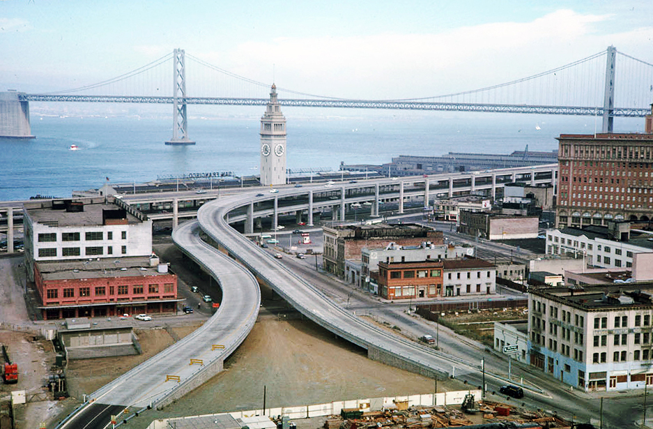 Thieves' Highway -  Ferry Building