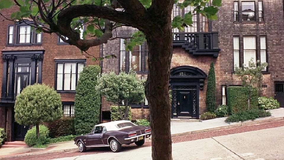 Petulia -  Barney's Residence