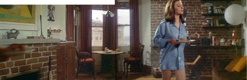 Bullitt - Bullitt's Apartment