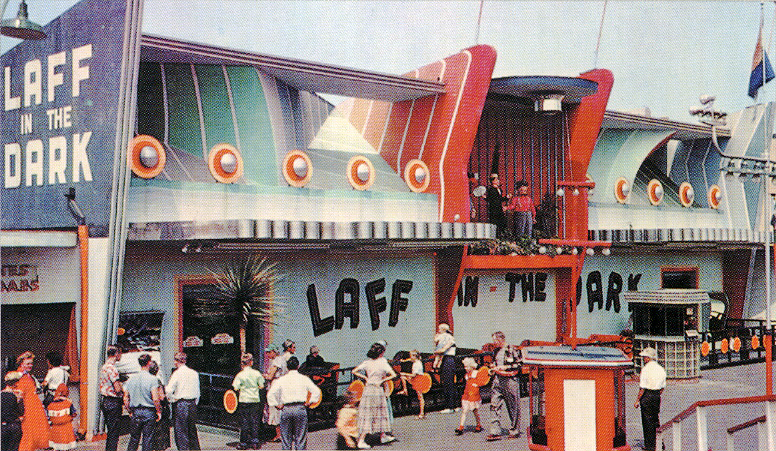 The Sniper - Amusement Park