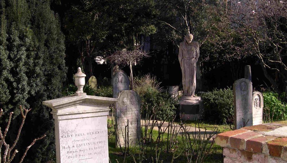 Vertigo - Cemetery