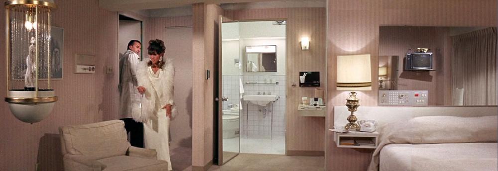 Petulia - Motel Room