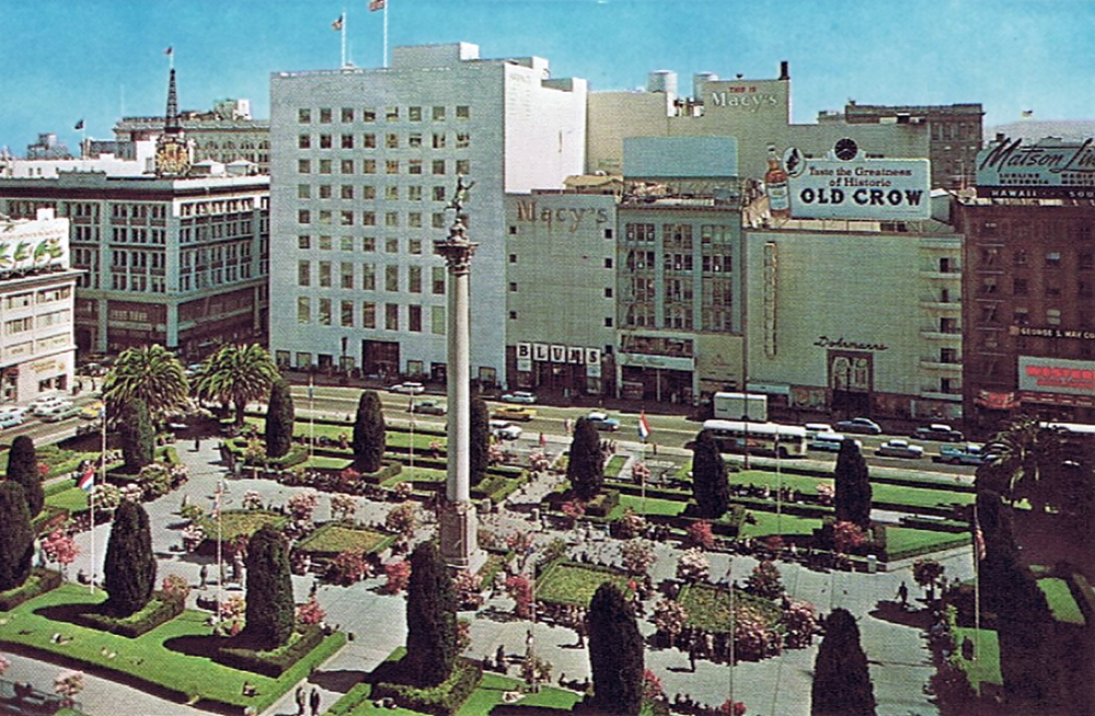 1 - union square 5 view 1960s.jpg