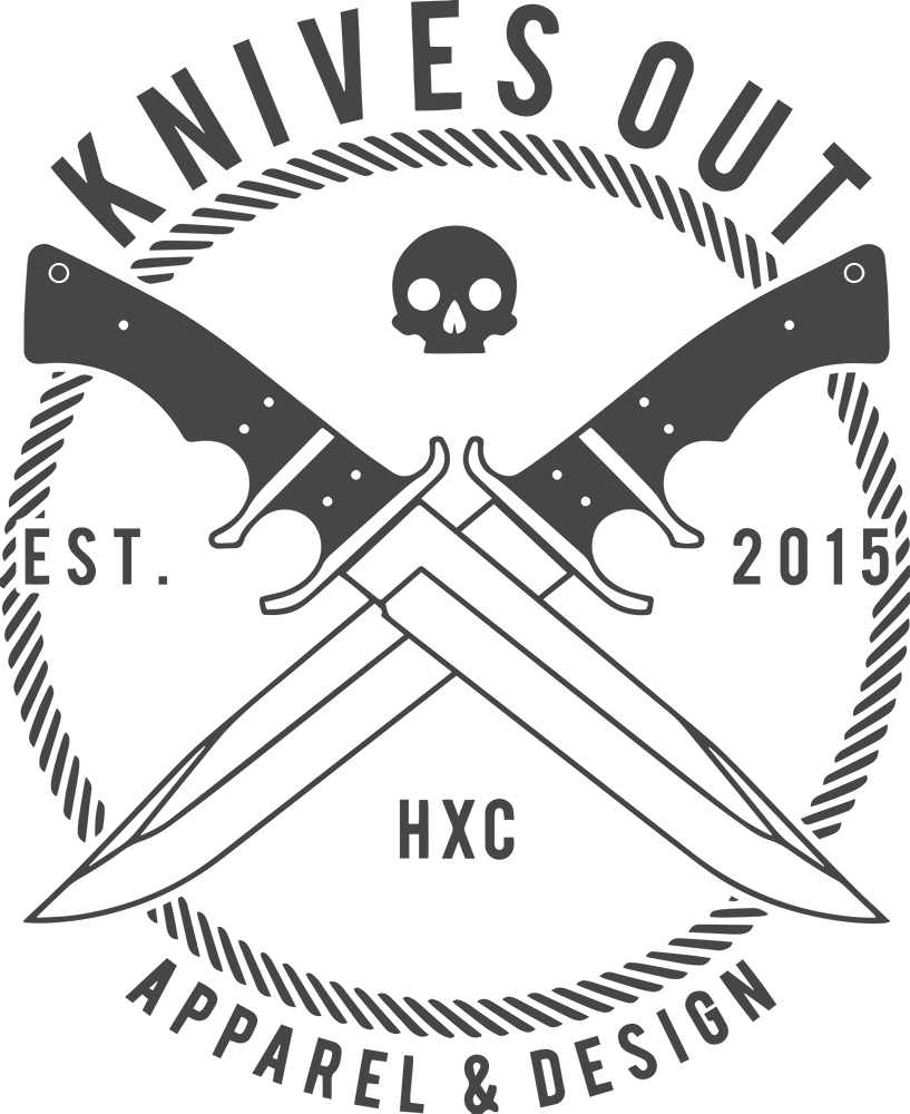 jake-birkes-graphic-design-knives-out-logo-screen-print-logo-design