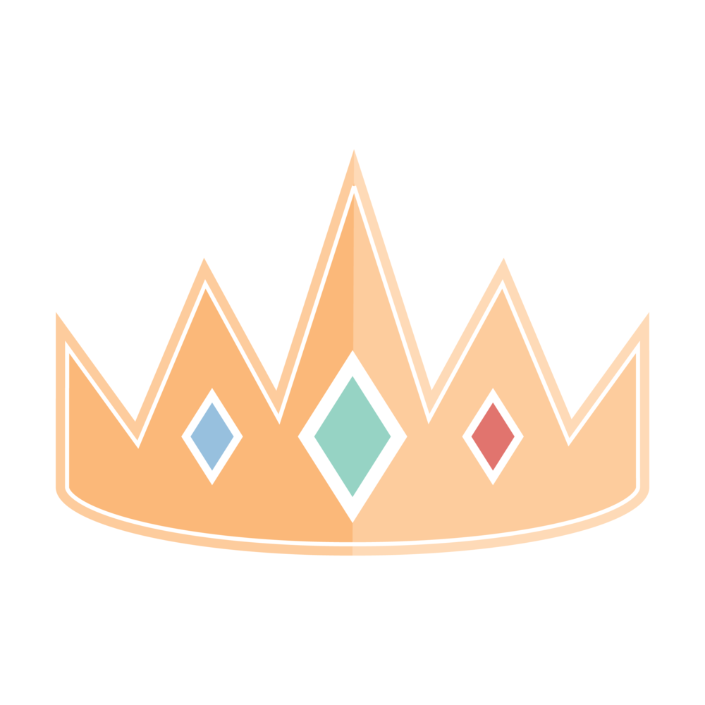 Jake Birkes Graphic Design Iconography Crown