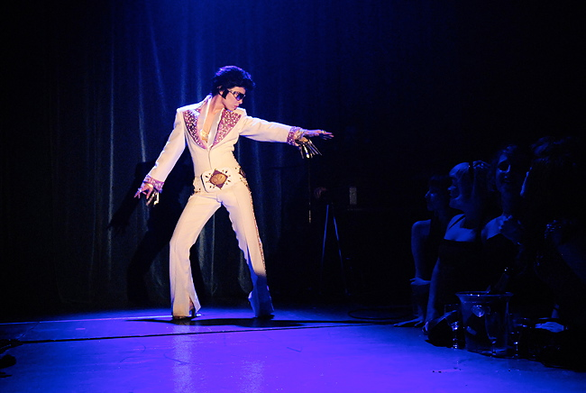 Diamondback Annie - Vegas Elvis - by Ben Zurbriggen