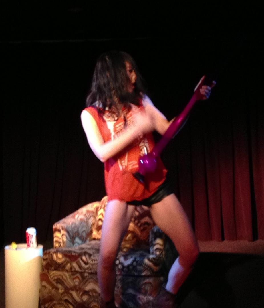 Diamondback Annie - Tailgate Party - by Nicholas Eyster (2).jpg