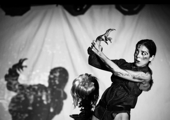 Diamondback Annie - Evil Dead burlesque at Grindhouse show - pic by Jessica Moncrief.png