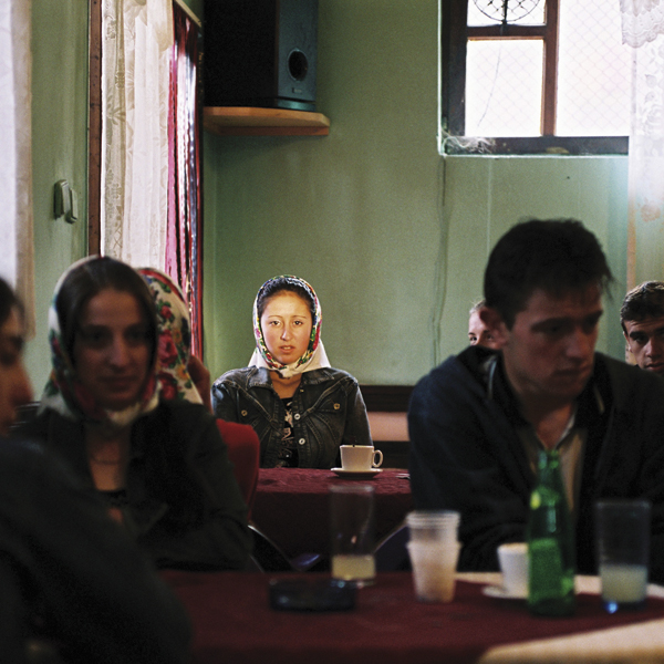 PEPA HRISTOVA  FREMDE IM EIGNEN LAND - MUSLIMISCHE MINDERHEITEN IN BULGARIEN 24.02. - 20.04. 2008