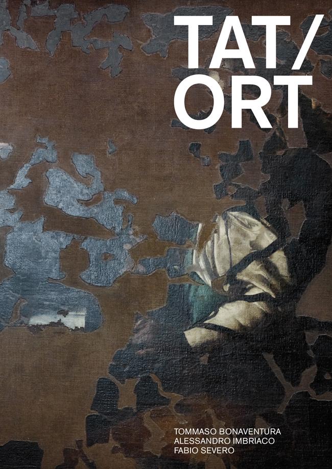 Tommaso Bonaventura, Alessandro Imbriaco, Fabio Severo: TAT/ORT – CORPI DI REATO  Magazin, deutsch / italienisch, 2014  signiert, 20,00 € Nur noch wenige Exemplare!