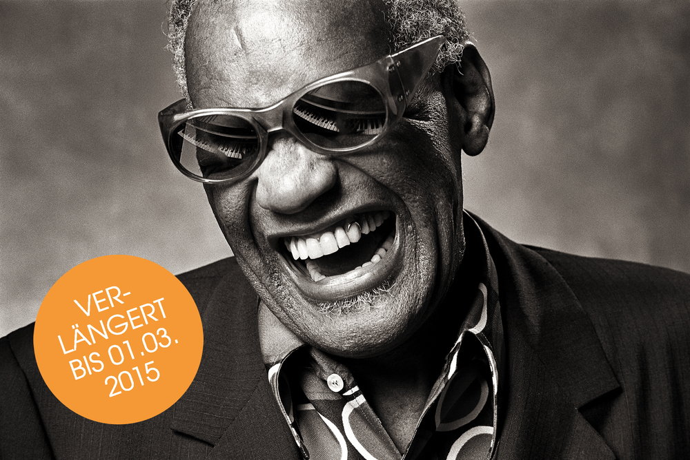 Ray Charles, 1981 (c) Norman Seeff