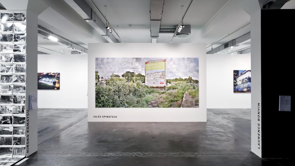 Ansicht der Ausstellung